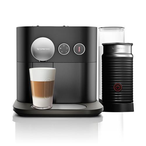 Cafeteira Expresso Nespresso Expert & Aeroccino Preto 220v - A3nc80br3bkn