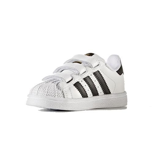 Tênis Adidas Superstar CF I Infantil 2a78336ab6678