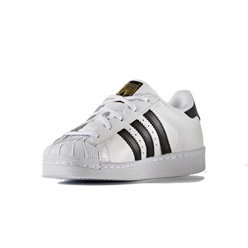 5b51683b4c9 Tênis Adidas Superstar Foundation Infantil