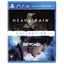 d15dc94e4c7 The Heavy Rain   Beyond Two Souls Collection - PS4