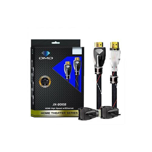 Cabo HDMI High Speed com Ethernet 10.2Gbps Diamond JX-2002 3 metros