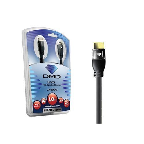 Cabo HDMI High Speed com Ethernet Diamond JX-1020
