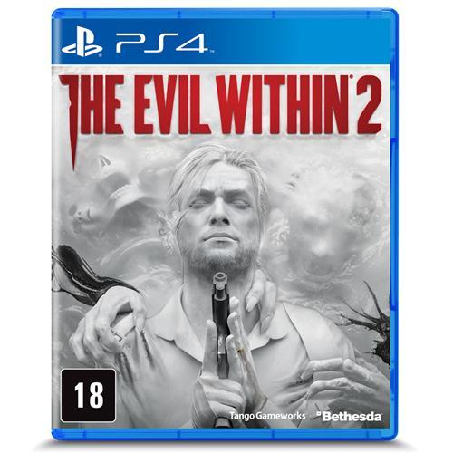 Jogo The Evil Within 2 - Playstation 4 - Bethesda