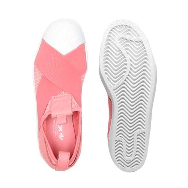 0d92a34b5a5 Tênis Adidas Superstar Slip-On Feminino. Ampliar