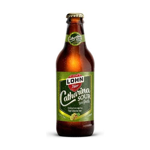 Cerveja Lohn Catharina Sour Uva Goethe