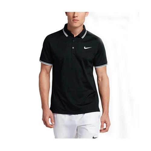 71ebfe80ff Camisa Polo Nike Court Dry Solid Masculino