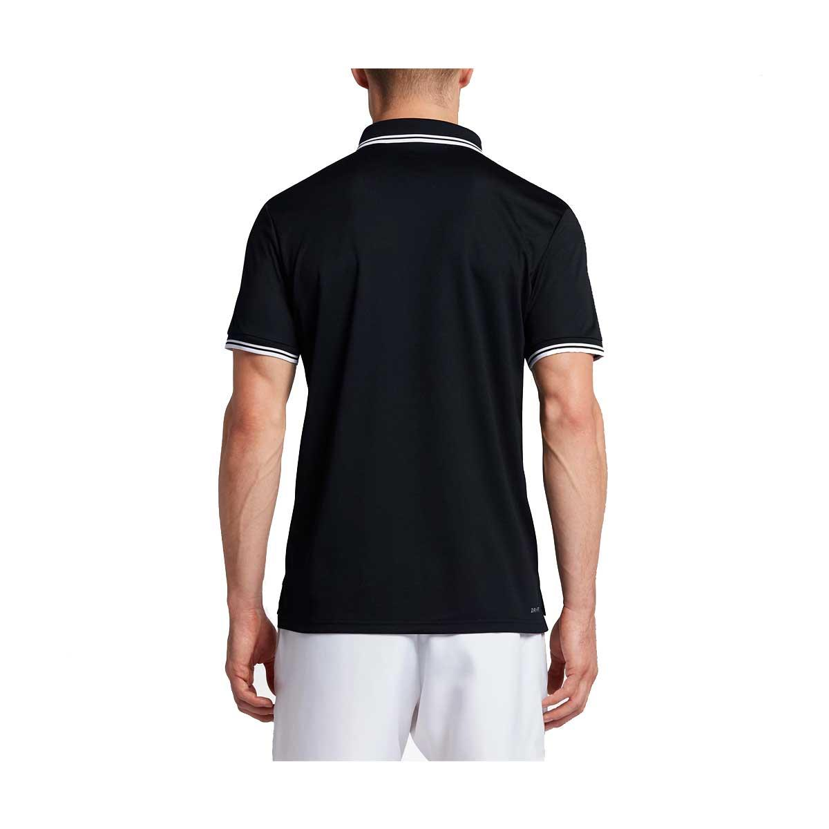 d4ad8c88ab Camisa Polo Nike Court Dry Solid Masculino