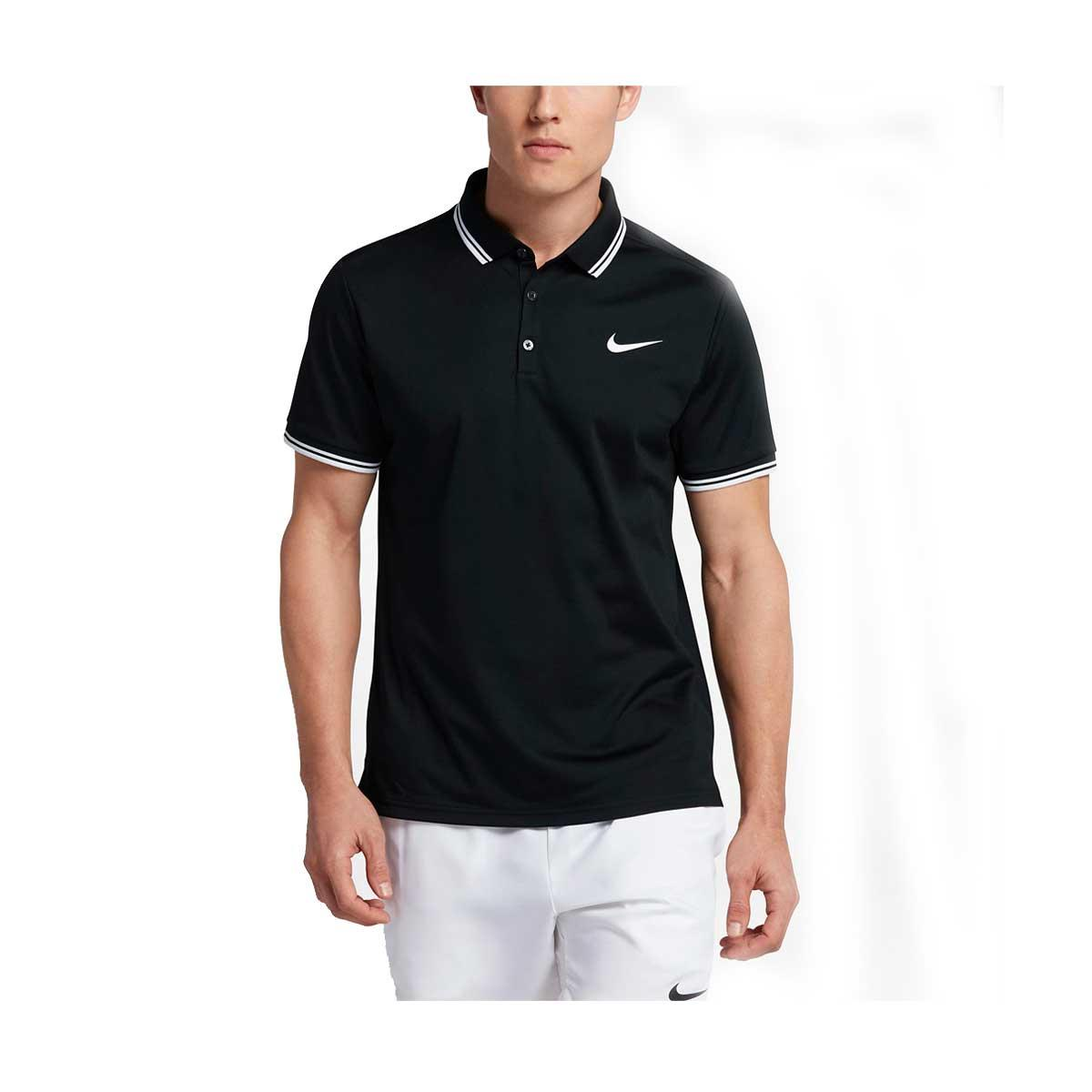 d355f26c2 Camisa Polo Nike Court Dry Solid Masculino