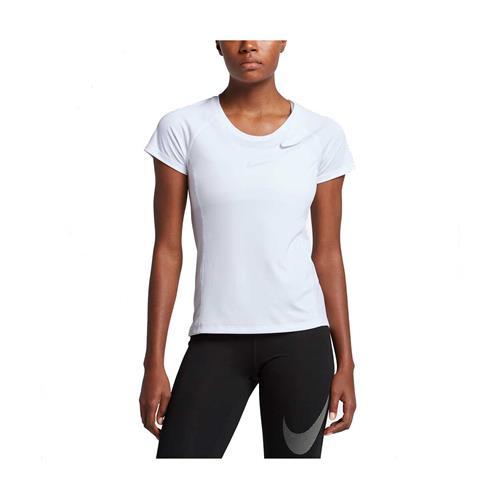 Camiseta Nike Dry Miler Crew Feminina