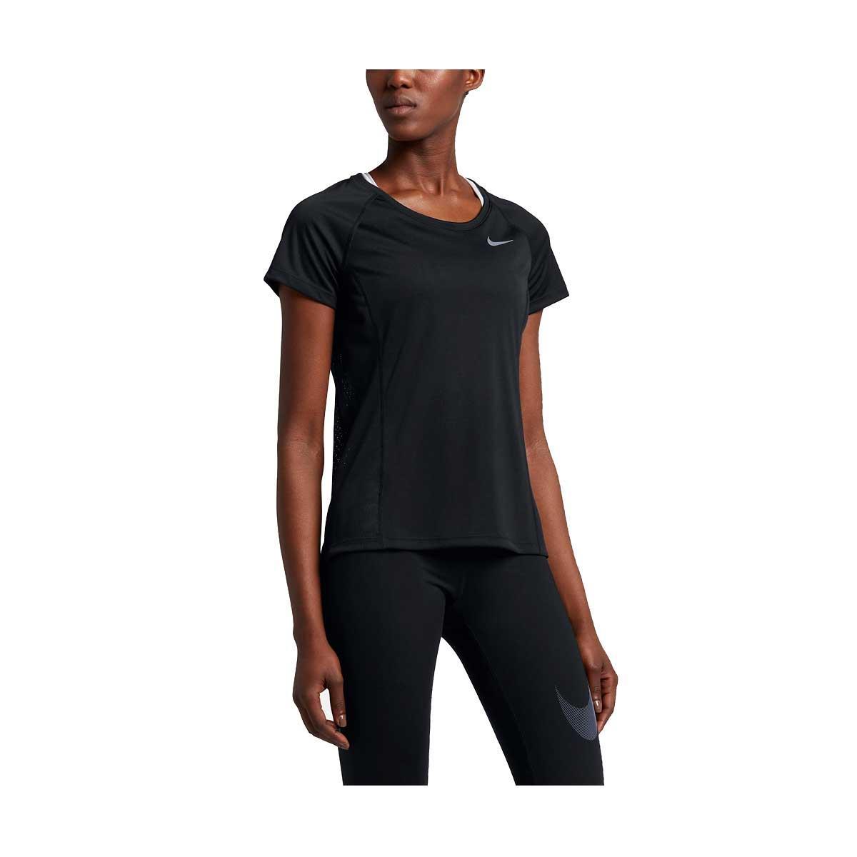 e5a8422cb040e Camiseta Nike Dry Miler Crew Feminina