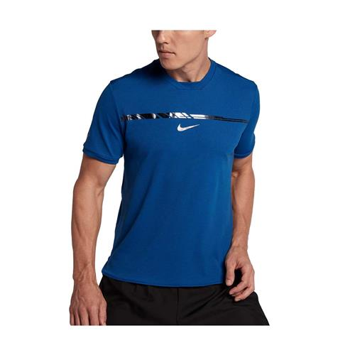 5dfa7701d9 Camiseta Nike Rafael Nadal Aeroreact Challenger Masculino