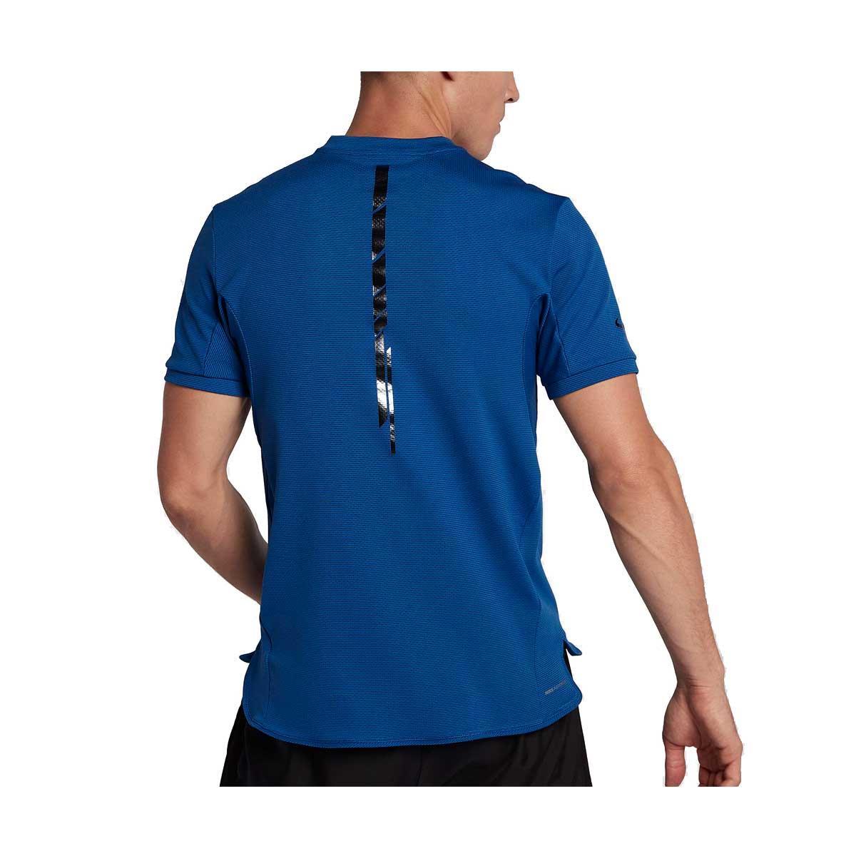 a054061fb9a62 Camiseta Nike Rafael Nadal Aeroreact Challenger Masculino