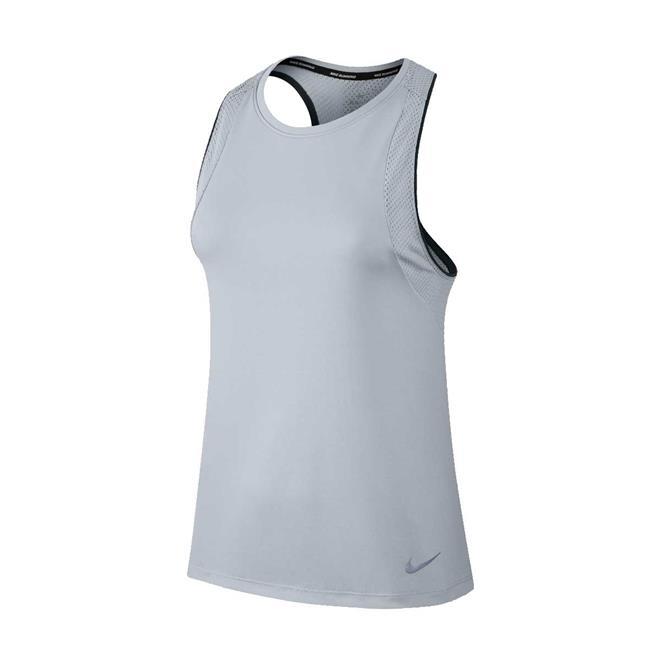 dc4985f9bc Camiseta Regata Nike Dry Miler Cool Feminino. Ampliar