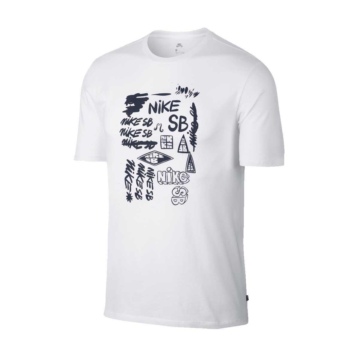 3a6b2f7ab1f56 Camiseta Nike Sb Art Masculino