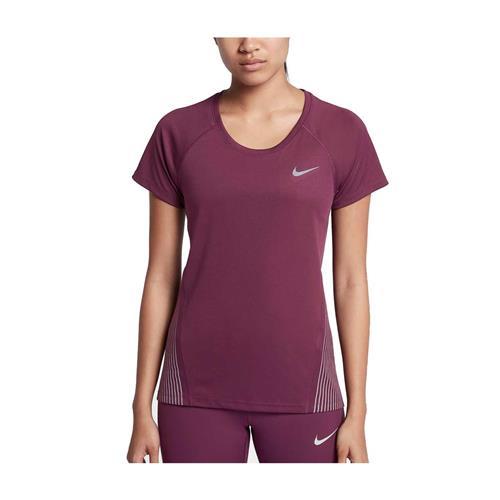 Camiseta Nike Dry Miler Top Flash Feminino 564db73f05447
