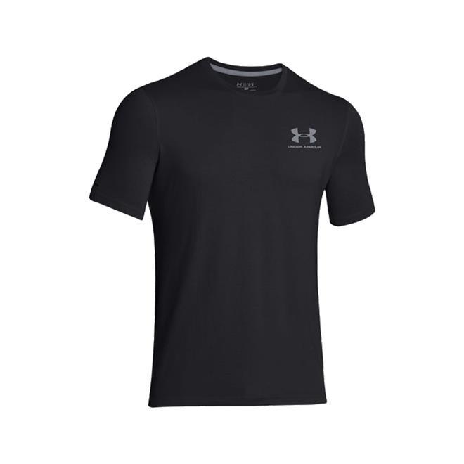 72f13da5c98 Camiseta Under Armour Left Chest Lockup SS Masculino. Ampliar