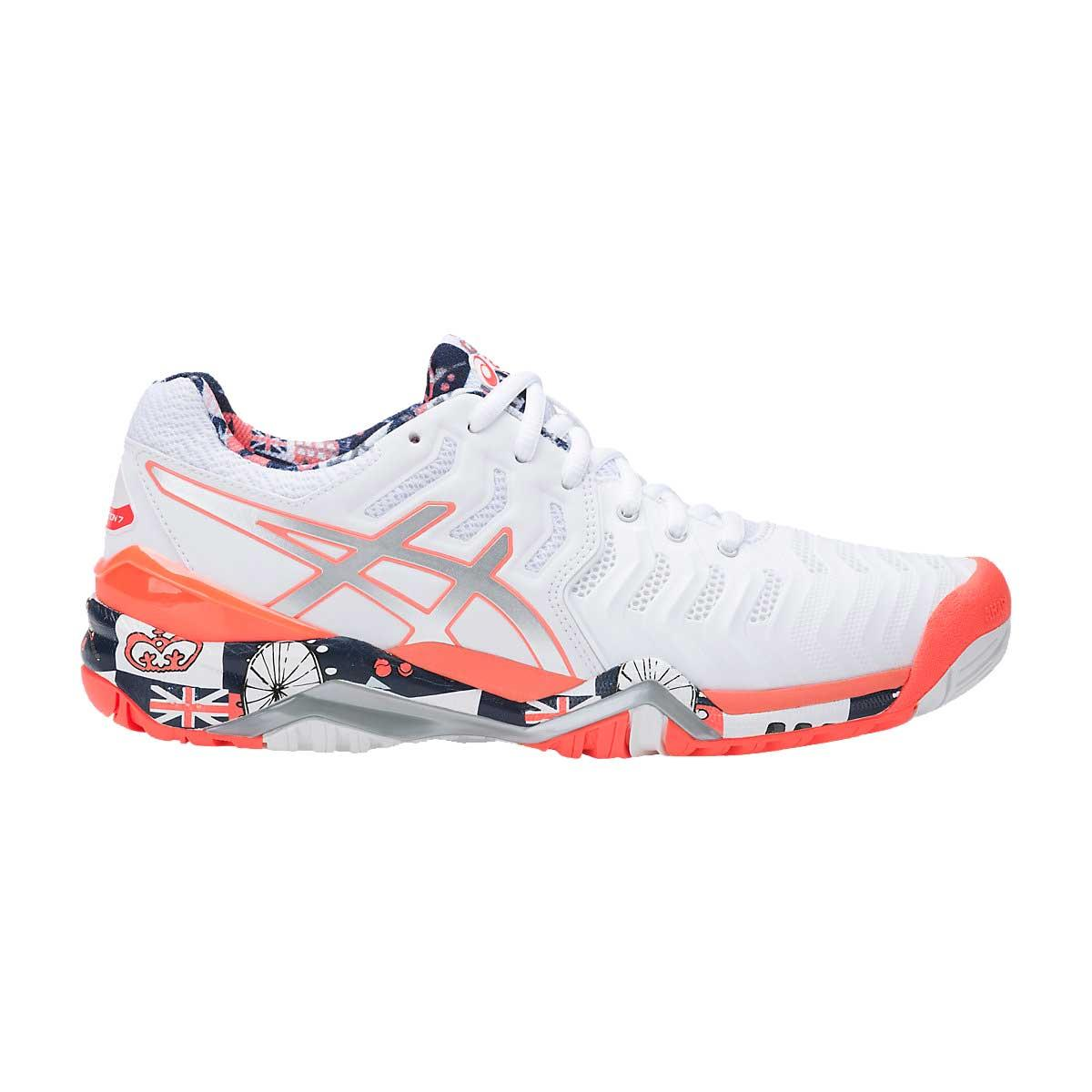 8f51ded5fee Tênis Asics Gel Resolution 7 Feminino