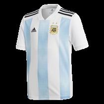 Camisa Adidas Argentina 1 2018 Infantil 93c274d6dbe57