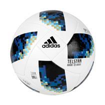 1518503073 Bola Adidas Fifa World Telstar 18 Top Glider Argentina Branco