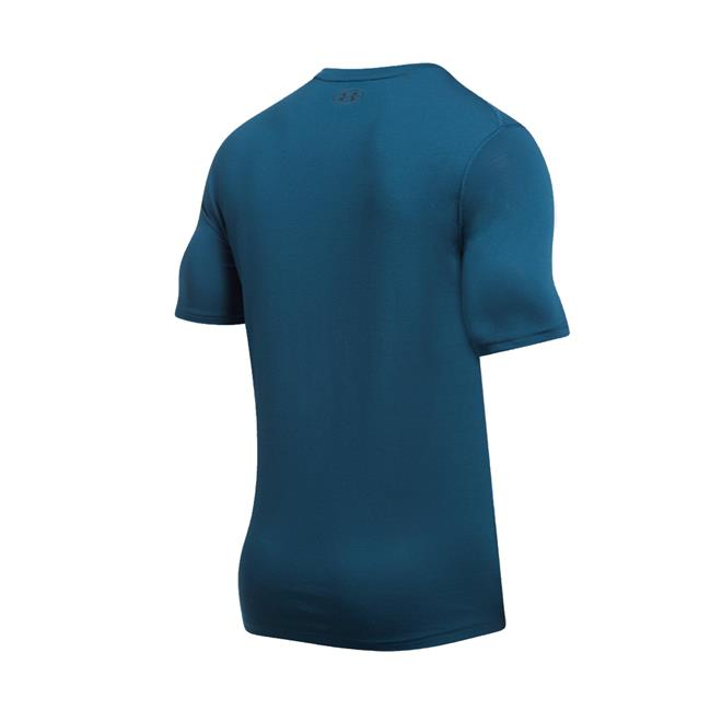 21a76d0cf9ea0 Camiseta Under Armour Run Graphic Masculina. Ampliar