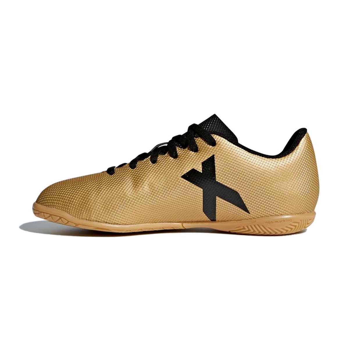 d3af840cbf568 Chuteira Adidas X 17.4 Futsal Infantil