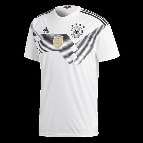 66544d52ed83e Camisa Adidas Alemanha 1 2018 Masculino