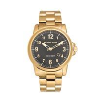 Relógio de Pulso Michael Kors Paxton Gold MK8555 Feminino 87b84685e6