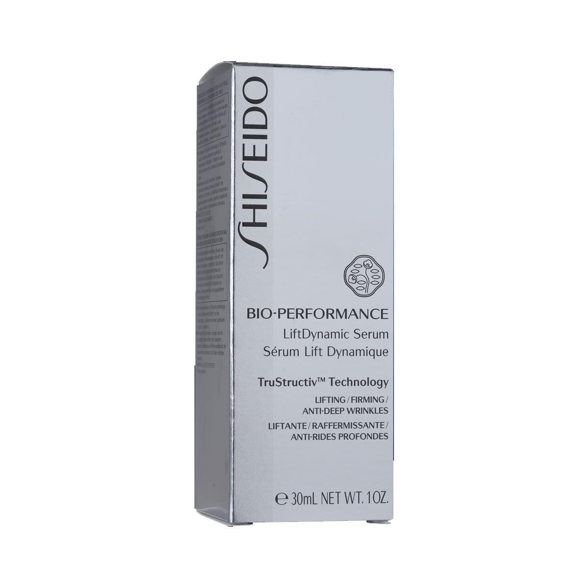 bdfec3dae Serum Anti-Envelhecimento Shiseido Bio-Performance LiftDynamic 30 ml