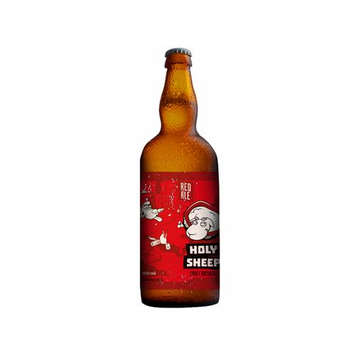 Cerveja Holy Sheep Red Ale