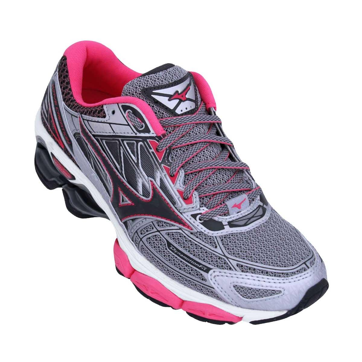 feb32f3d3f0 Tênis Mizuno Wave Creation 19 2018 Feminino