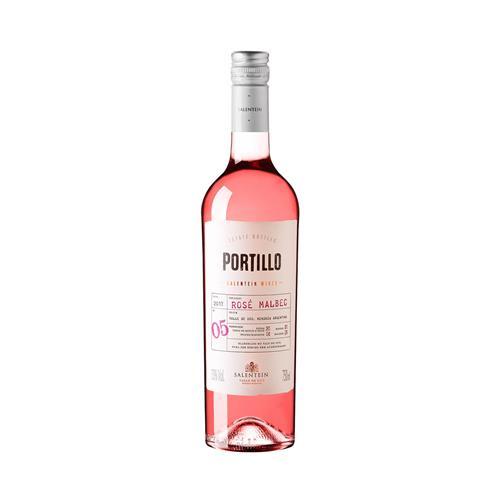 Vinho Rosé Salentein Portillo Rosé-Malbec 2016 Argentina
