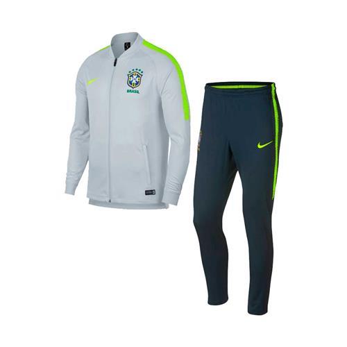 ec4df8c5e Agasalho Nike Brasil Track Suit Masculino
