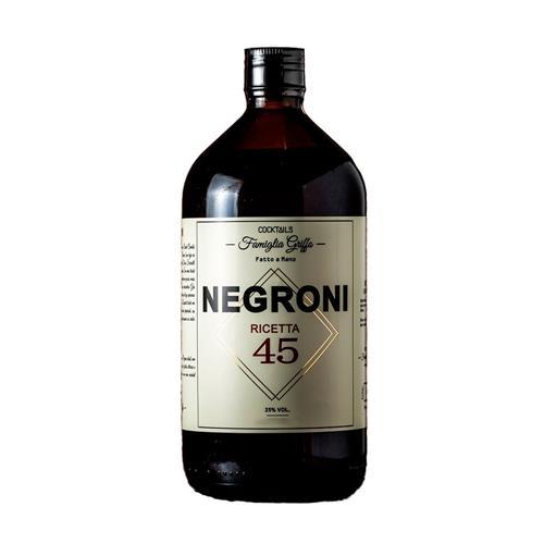 Negroni Ricetta 45 1080ml