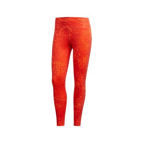 71412748e Calça Legging Adidas Estampada How We Do 7 8 Feminina