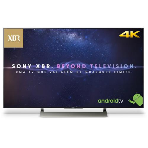 "Smart TV LED 4K Sony 55"" XBR-55X905E Wi-Fi, Bluetooth e Android TV"