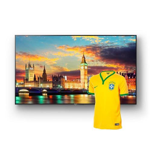 "Smart TV LED 4K Sony 55"" XBR-55X905E Wi-Fi, Bluetooth e Android TV"