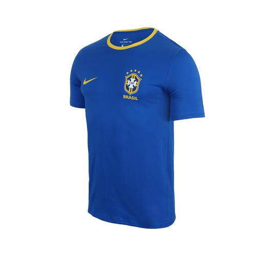 Camisa Nike Brasil II 2018 Crest Masculina