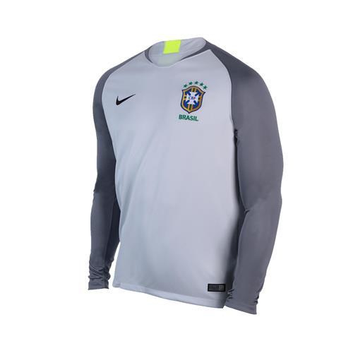 50cef7e26d Camisa de Goleiro Nike Brasil 2018 19 Torcedor Masculina