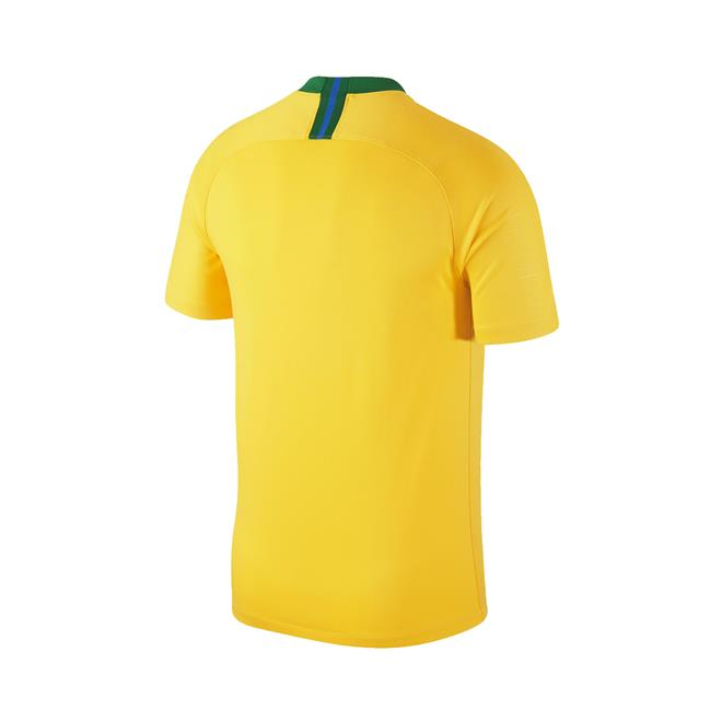 Camisa Nike Brasil 2018 19 Torcedor Masculina. Ampliar 43c24190d86