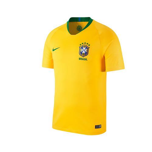 ad45863a82 Camisa Nike Brasil 2018 19 Torcedor Réplica Masculina