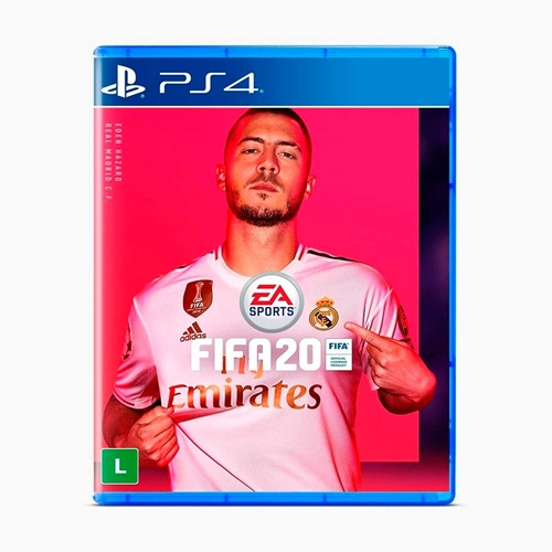 Jogo Fifa 2020 - Playstation 4 - Ea Sports
