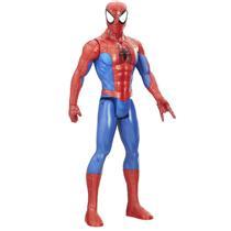 Boneco Hasbro Titan Heroes - Homem Aranha Clássico - 30 cm