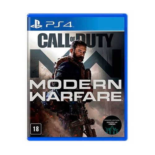 Jogo Call Of Duty - Modern Warfare - Playstation 4 - Activision
