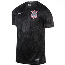 Camisa Nike Corinthians II 2018 19 Torcedor Masculina bf6d833954ba9