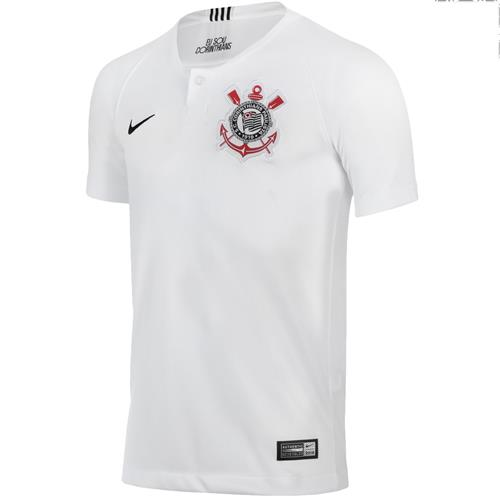 Camisa Nike Corinthians 2018 19 Torcedor Infantil fd0ee5e9f939b