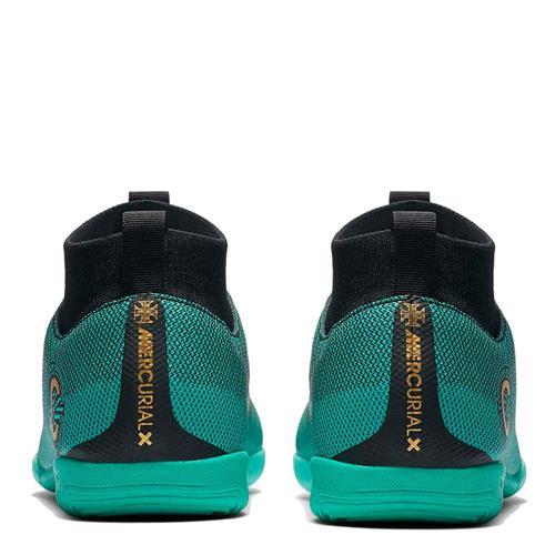 Chuteira Futsal Nike MercurialX Superfly 6 Academy CR7 Infantil