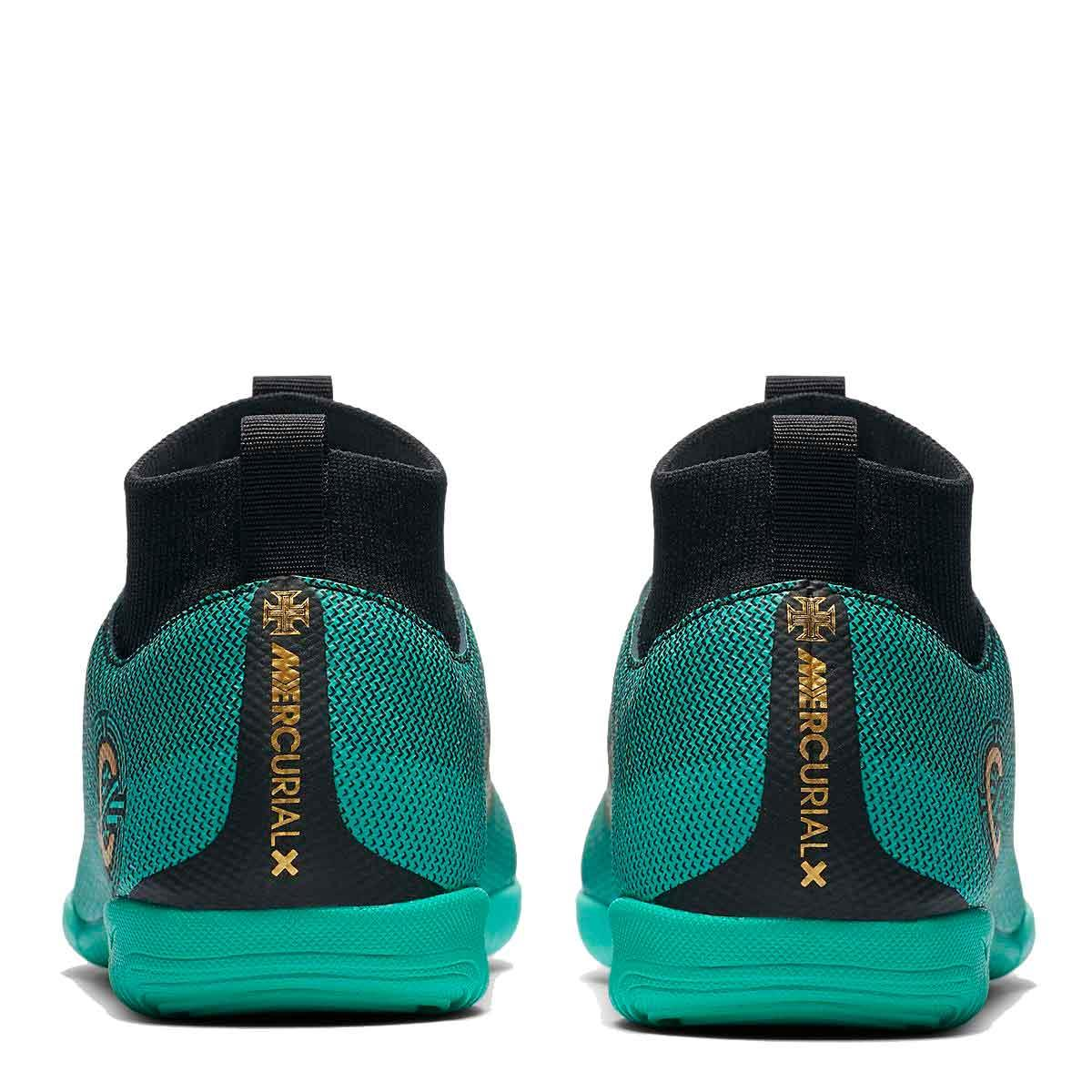 4f8b90f26e Chuteira Futsal Nike MercurialX Superfly 6 Academy CR7 Infantil