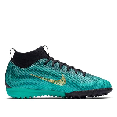 95cff332bb Chuteira Society Nike MercurialX Superfly 6 Academy CR7 Infantil