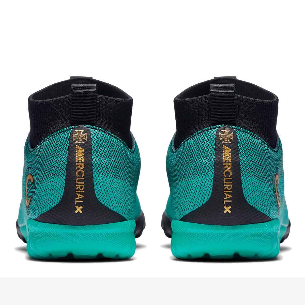 Chuteira Society Nike MercurialX Superfly 6 Academy CR7 Infantil deead73d75531