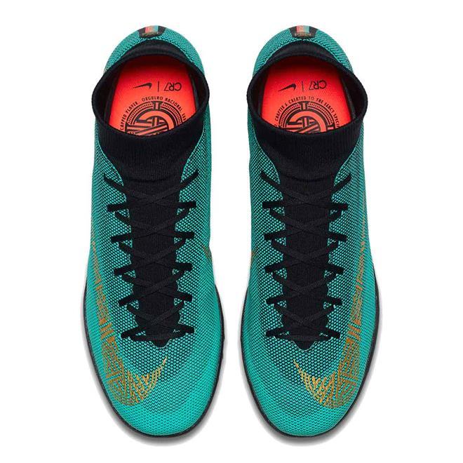 Chuteira Society Nike MercurialX Superfly 6 Academy CR7 Masculino. Ampliar 5d0a925c5d